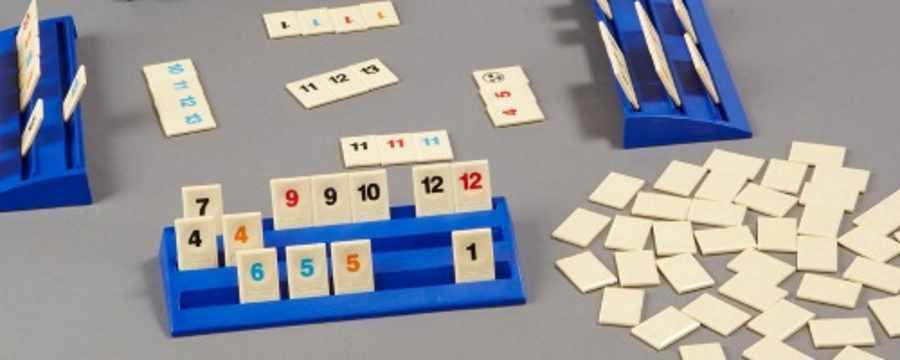 Rummikub juego de los 80