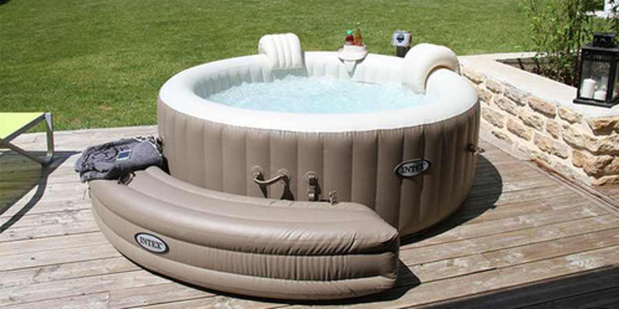 Spa Hinchable Intex