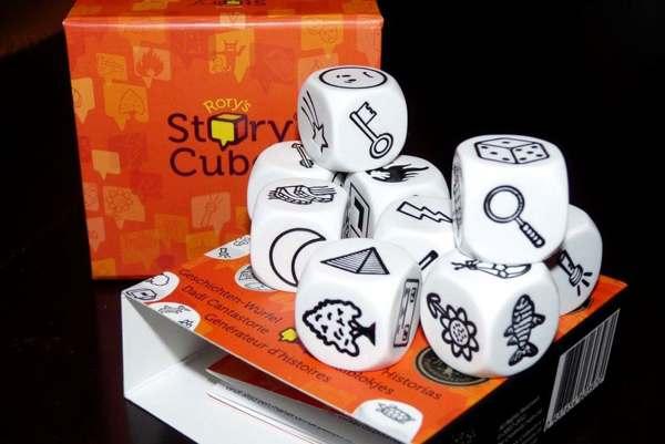 story cubes juego de dados