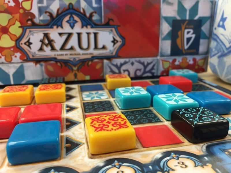 azul juego de mesa para 2