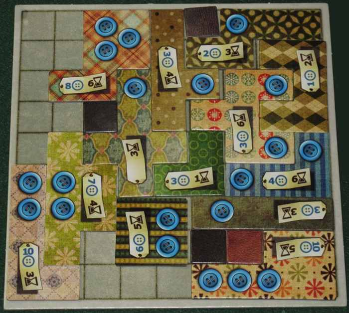 patchwork juego de mesa para dos