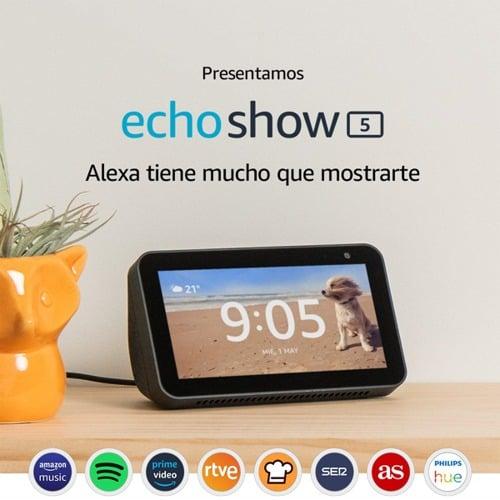 Photo of Análisis Amazon echo show 5 – opiniones y Comparativa