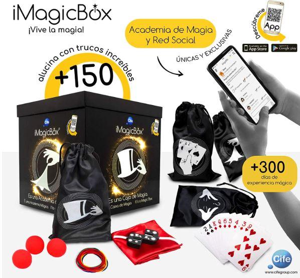 IMagicBox juego de magia con app
