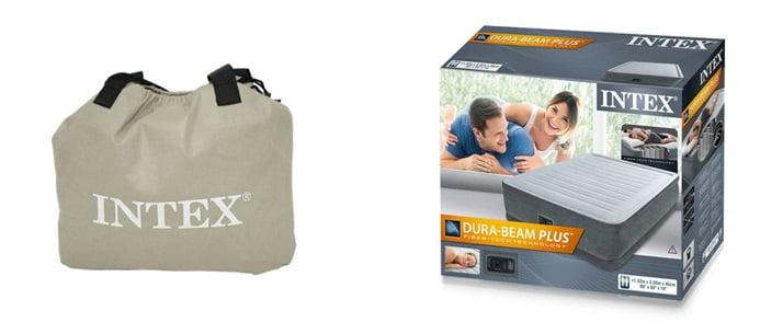 bolsa de viaje y caja de la dura-beam plus