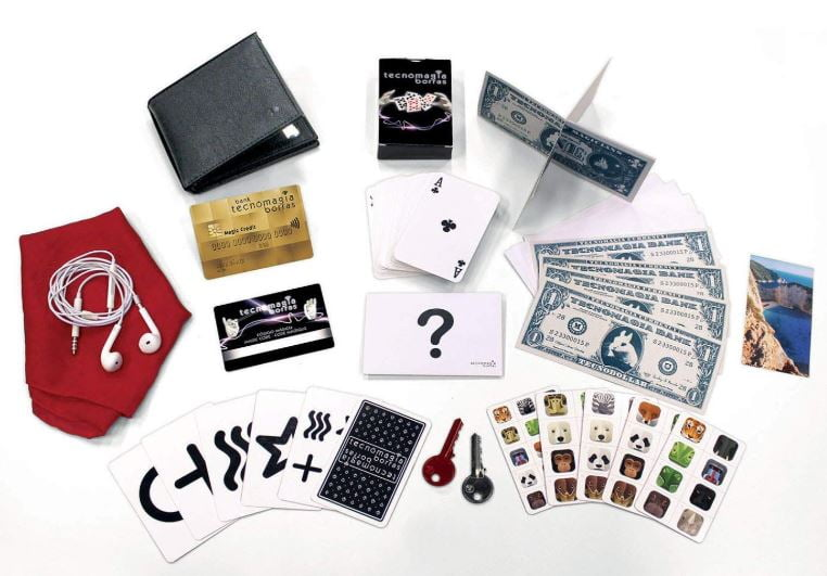 educa borras - juego de magia tecnomagia