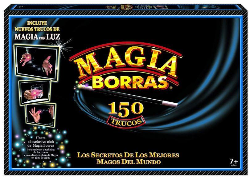 educa borras juego de magia