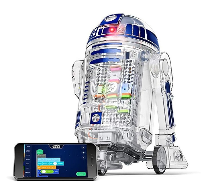 littleBits r2d2 Star Wars Droid Inventor Kit + Code