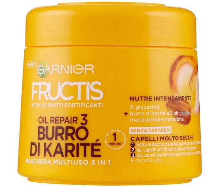garnier fructis oil repair 3 mascarilla para el pelo