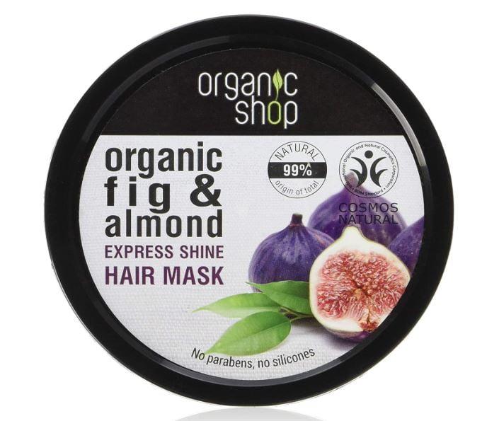 organic shop mascarilla de miel y aguacate