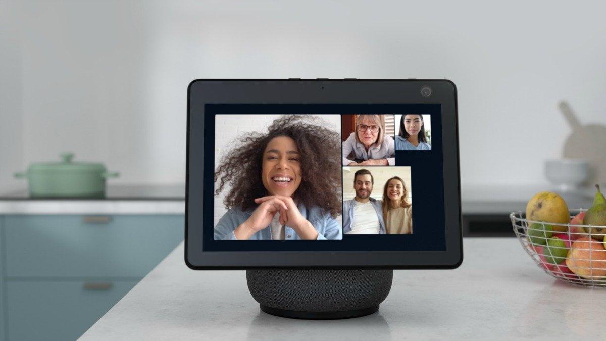 Analisis Echo Show 10 - nuevo echo show tercera generación con pantalla que gira