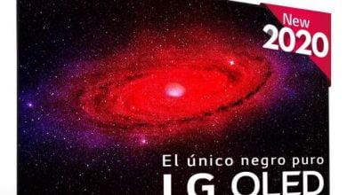 LG oled cx 55