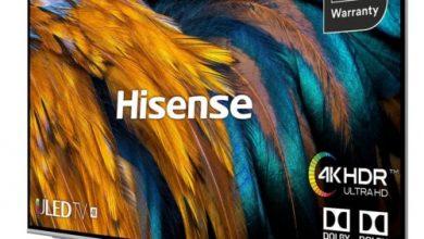 Hisense H50U7BE