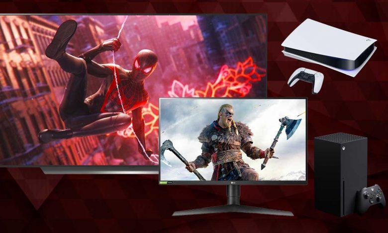 mejores tv para ps5 y xbox series x