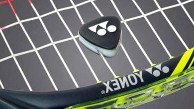 Amortiguador de vibraciones para raquetas de tenis: las mejores almohadillas de goma