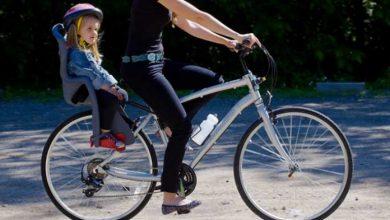 Asiento trasero para bicicleta: ¿Qué modelo elegir?  Guía de los modelos más seguros del mercado
