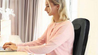 Asientos de masaje eléctricos: los mejores modelos comparados con opiniones, fotos y precios