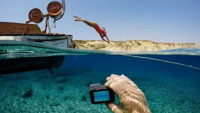 Cámara subacuática: clasificación de los 5 mejores modelos con características, fotos y precios