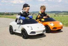 Coches eléctricos para niños: Los 5 modelos más vendidos - Ranking con opiniones y precios
