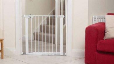 Las 5 mejores puertas de seguridad para bebés: guía completa
