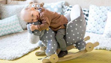 Los 5 mejores caballitos balancín para niños: grandes clásicos y nuevos modelos