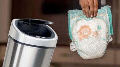 Los 5 mejores cubos de basura para pañales del mercado: ¿cómo se eliminan?
