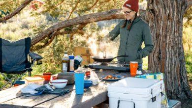 ¿Estás buscando una placa calefactora de camping?  Aquí están los 5 mejores modelos del mercado.