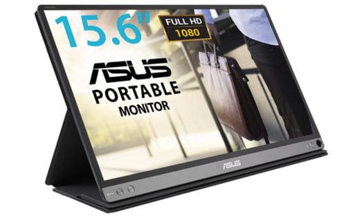 mejor monitor portátil asus