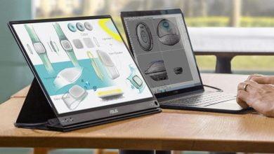 Monitor portátil: los 5 mejores modelos de 2021 en comparación