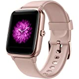 Smartwatch Woman, Fitness Tracker Reloj impermeable IP68 Heart Rate Monitor Sleep Health of the...