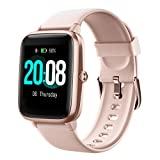 Reloj LIFEBEE Smartwatch Fitness Tracker para hombre mujer, Bluetooth Smart Watch Heart Rate Monitor...