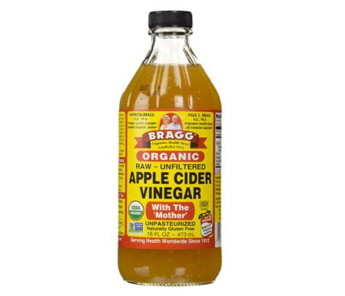 En este caso, hablemos de un vinagre de manzana