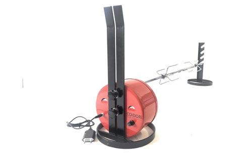 Asador eléctrico: mejores modelos en comparación con fotos y precios