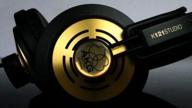 Auriculares de estudio profesionales AGK: Los mejores modelos con fotos y precios