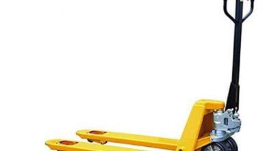 Carretillas elevadoras manuales: las 5 mejores transpaletas del mercado [baratos]