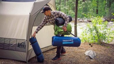 Colchonetas autoinflables para acampar: las mejores del mercado con precios