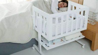 Cuna de bebé: ¿Cuáles son las más cómodas y seguras?  Ranking de los 5 mejores