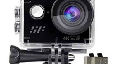 Guía de las mejores cámaras de acción de calidad / precio: ¿cuál elegir?  Clasificación