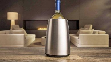 Guía de los mejores enfriadores de botellas de vino [ comparativa TOP 5 ]