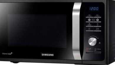 Hornos de microondas Samsung: ¿cuál debería comprar?  Guía de los mejores modelos