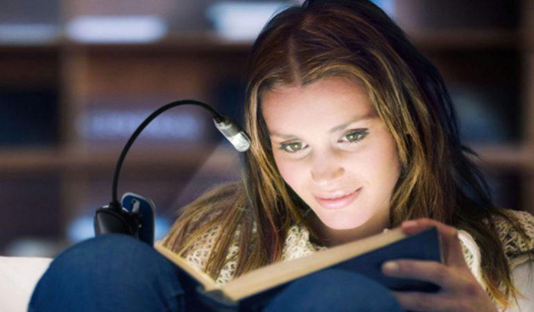 Lámparas de lectura: Guía de los mejores modelos, opiniones y fotos