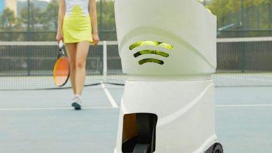 Lanzador de pelotas de tenis -  Mejores modelos, opiniones