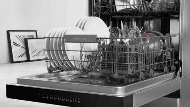 Lavavajillas: los 5 mejores modelos comparados, opiniones, fotos y precios