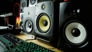 Los 5 mejores altavoces de monitor de estudio: características, fotos y precios