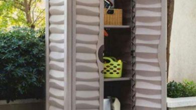 Los mejores armarios de exterior: encuentra el modelo más adecuado para tu jardín [baratos]