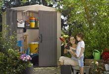 Los mejores cobertizos de jardín: materiales, consejos y precios