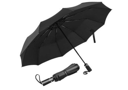 Los mejores paraguas a prueba de viento: guía de compra con precios y fotos