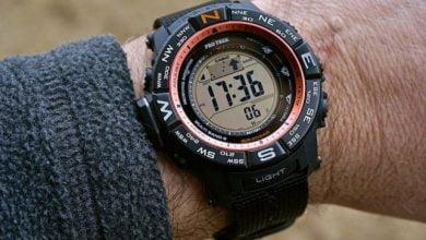 Los mejores relojes Casio Pro Trek del mercado [Caratteristiche, revisión]