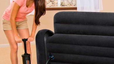 Los mejores sofás inflables: los 5 modelos más vendidos con guía de compra y precios