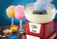 Máquina de algodón de azúcar: mejores modelos en comparación, opiniones