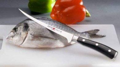 Mejores cuchillos para filetear pescado: modelos, características y opiniones